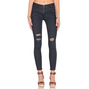 AMUSE SOCIETY Boulevard Ripped Skinny Pants #AL2